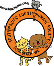 South Pacific County Humane Society No-Kill Shelter Membership