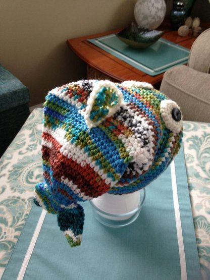 Stinky Fish Hats