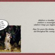 Chihuahua Card - inside