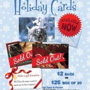 """Let It Snow"" Cards"