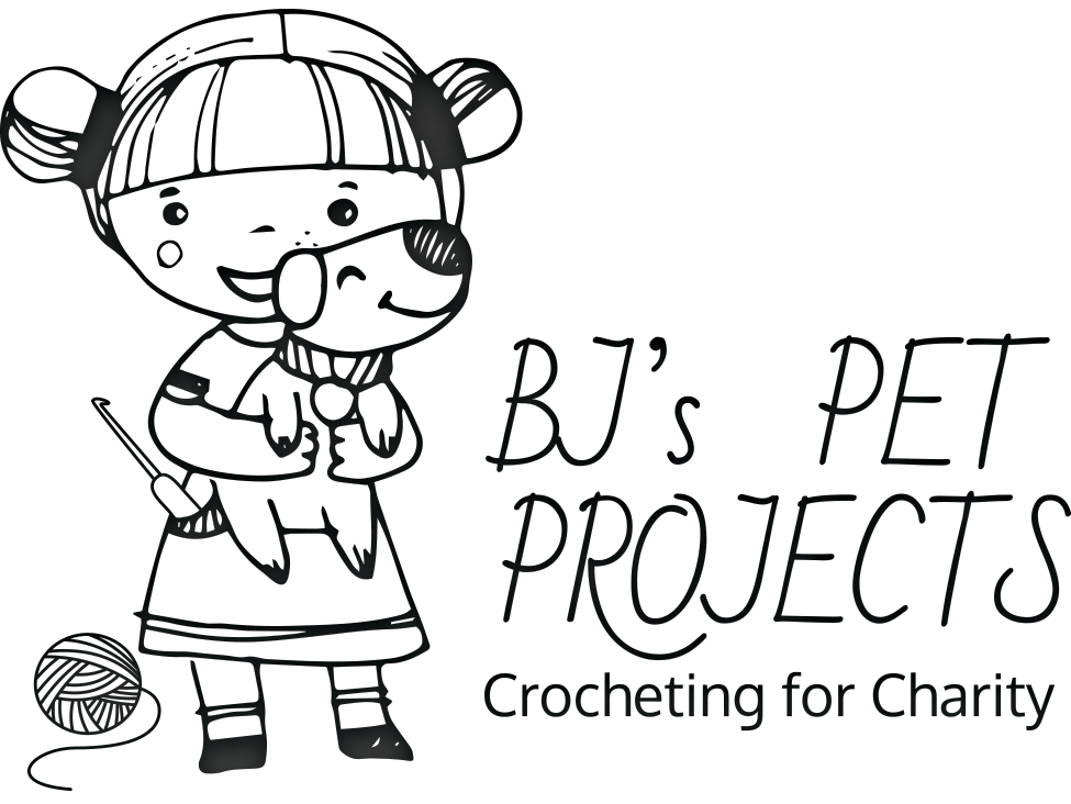BJs Pet Projects: crochet for charity